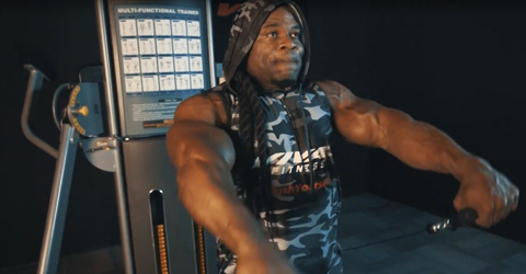 RoboArm with Kai Greene