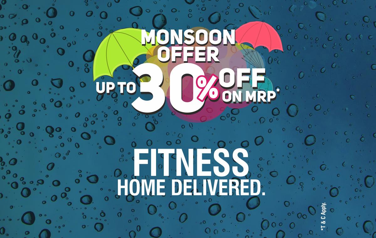 VIVA Fitness - Monsoon Offer