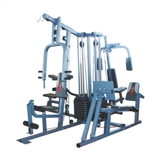 Commercial Exercise Equipment Brands: 518LC CHAMPION Light Commercial Multi Gym