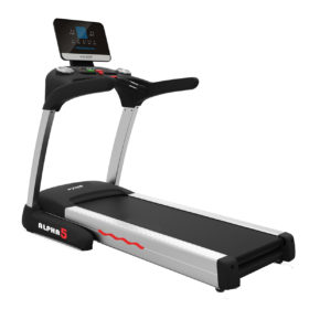 Alpha-5 Commercial Treadmill