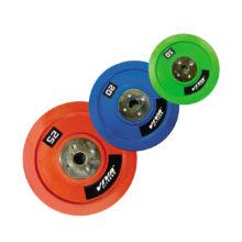 VIVA Fitness Bumper Plates