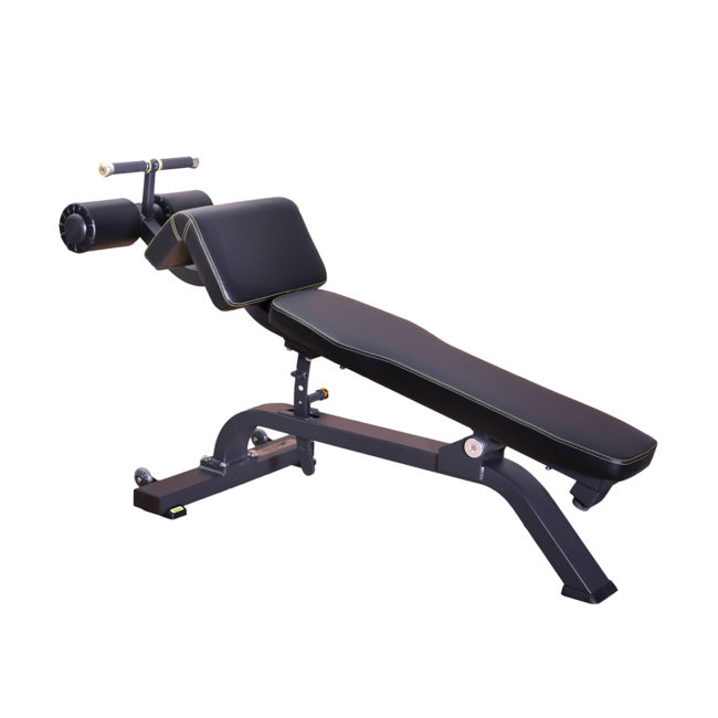 Dft 637 Multi Ab Bench Viva Fitness