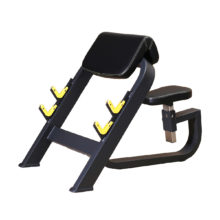DFT-644 Seated Preacher Curl