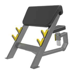 E3044 Seated Preacher Curl