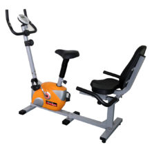 KH-455  Magnetic Recumbent cum Upright bike