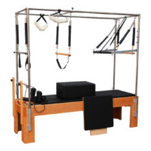NJ1008 – Reformer with Full Trapeze