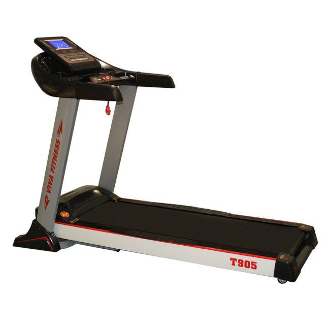 Treadmill Belt Too Loose: T-905 Motorized Treadmill