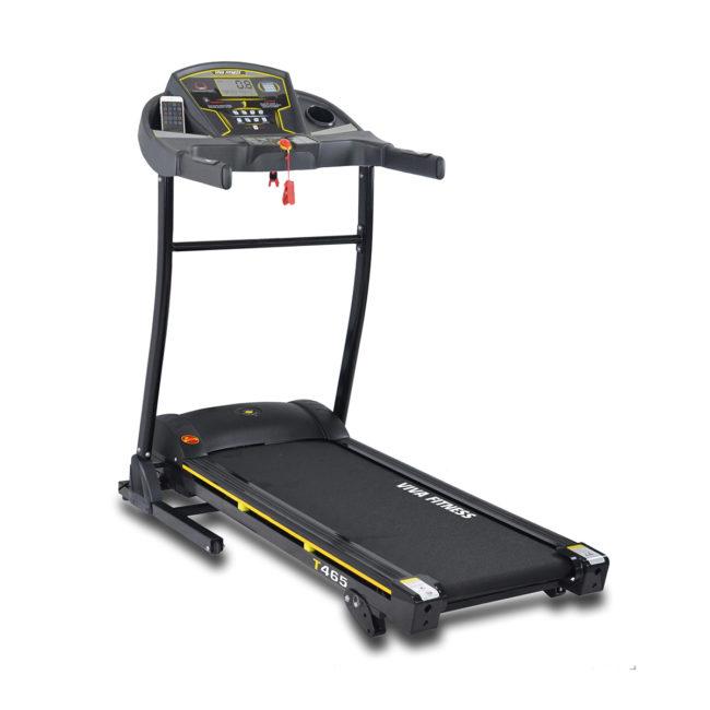 T 465 Motorized Treadmill Viva Fitness