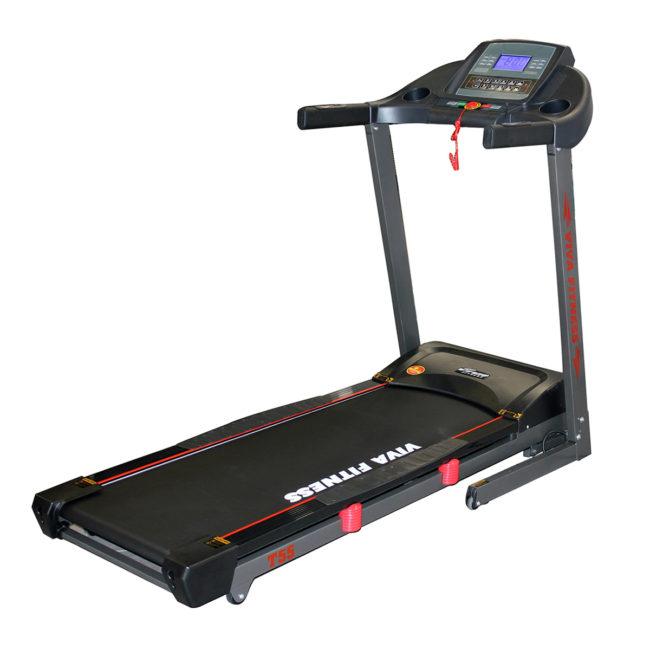Treadmill Belt Too Loose: T-55 Motorized Treadmill