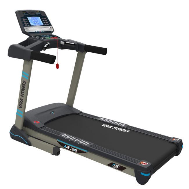 Treadmill Belt Too Loose: T-915 Motorized Treadmill